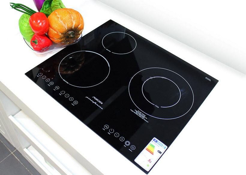 Image result for Tìm hiểu bếp điện từ Munchen