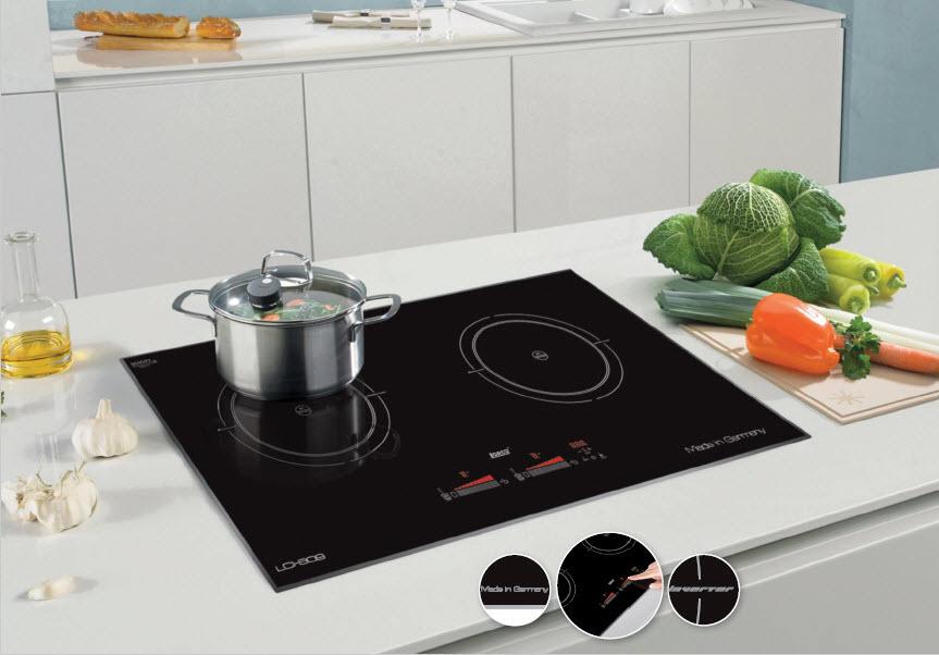 Hình ảnh về bếp từ