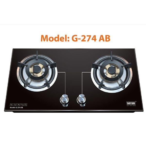 Bếp gas âm Giovani G-274 AB