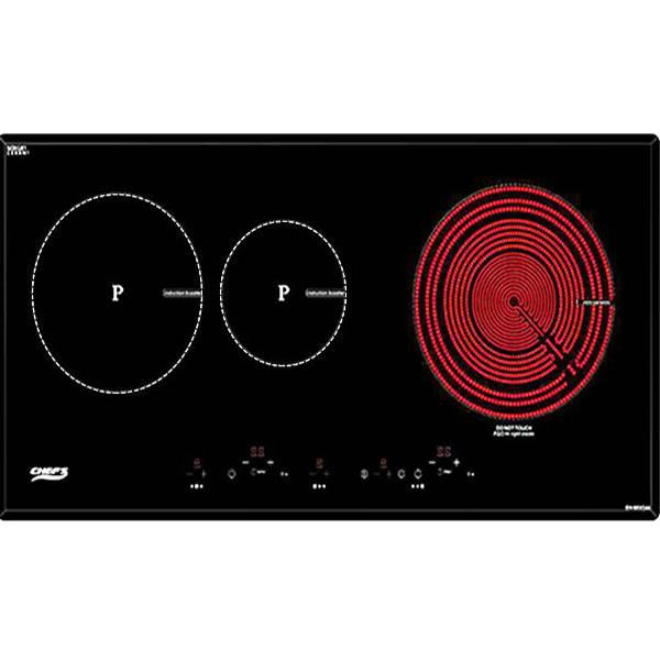 Bếp điện kết hợp từ Chefs EH-Mix544( bỏ mẫu)