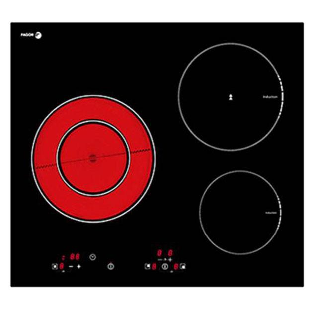 Bếp điện hỗn hợp từ Fagor I230TS