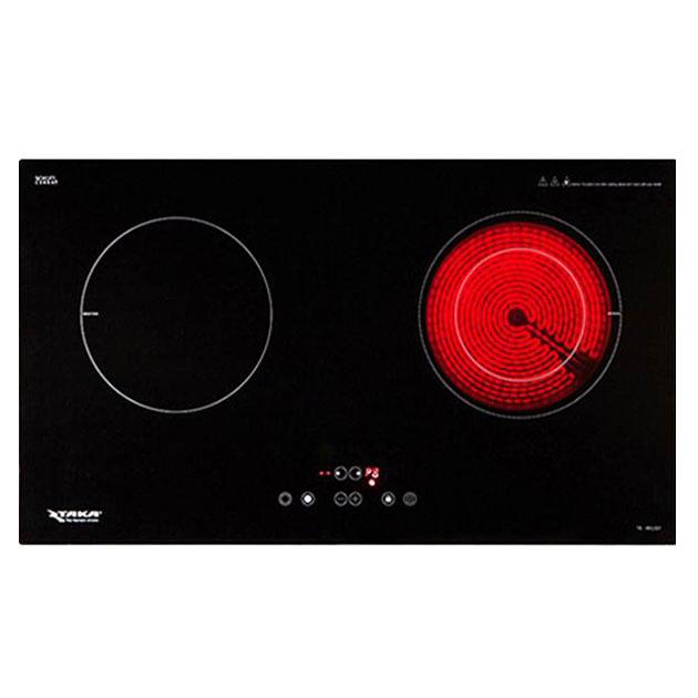 bếp điện kết hợp từ taka ir02b1