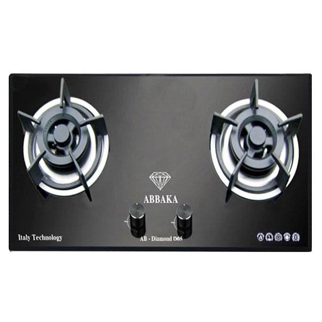 Bếp gas âm abbaka ab diamond d05