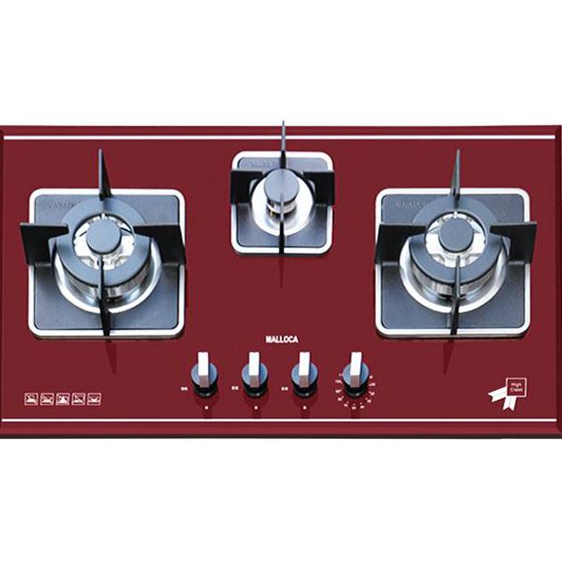 Bếp gas âm kính malloca AS9403R