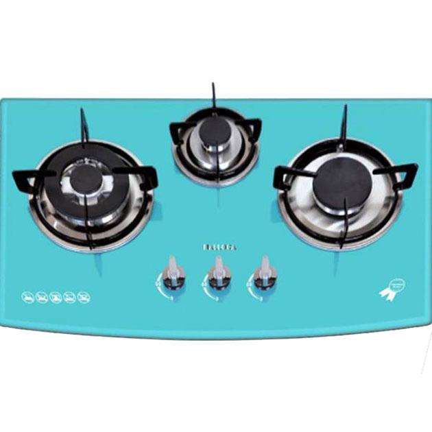 Bếp gas âm kính malloca GHG733C - New