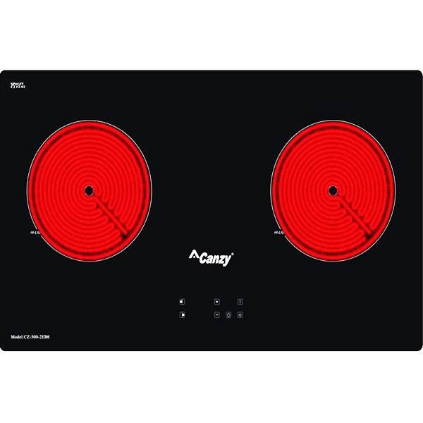 Bếp hồng ngoại Canzy CZ 500-2IDH