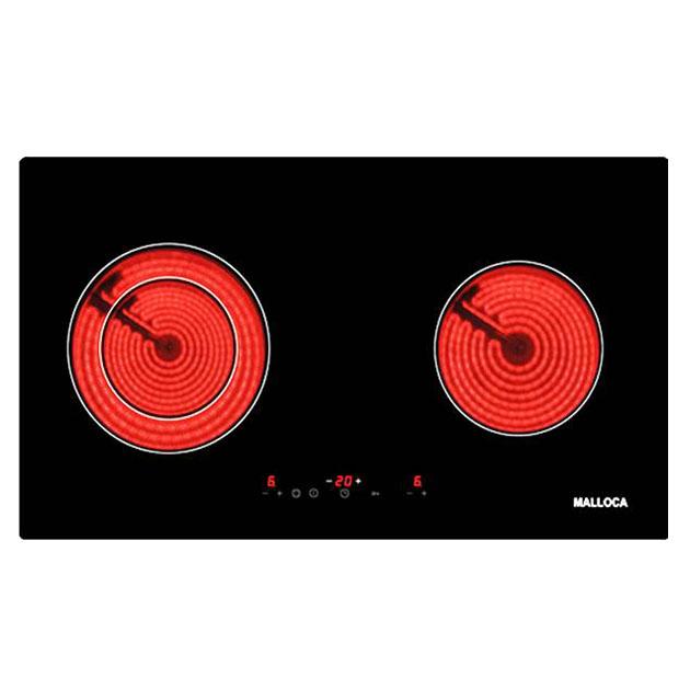 Bếp hồng ngoại Malloca MH 02R