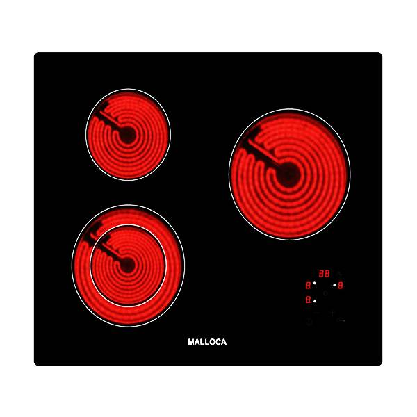 Bếp hồng ngoại Malloca MH 03R