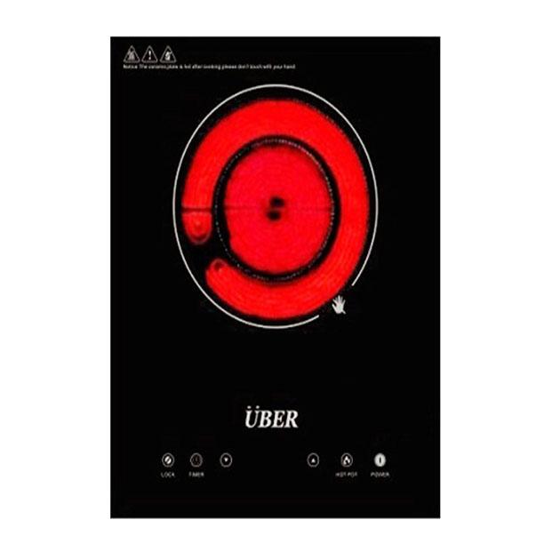 Bếp hồng ngoại đơn Uber S 100 BS