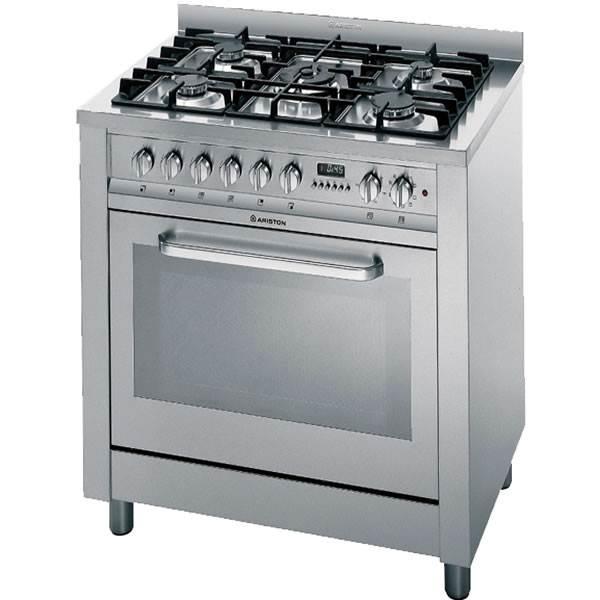bếp tủ liền lò ariston cp-058