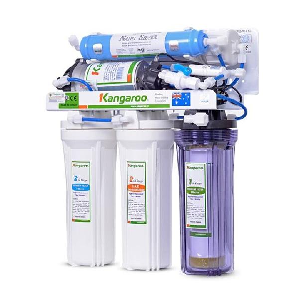 Máy lọc nước kangaroo KG 102 (5 lõi không vỏ)